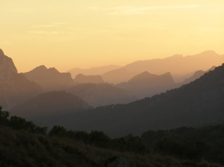 Mallorca mountains