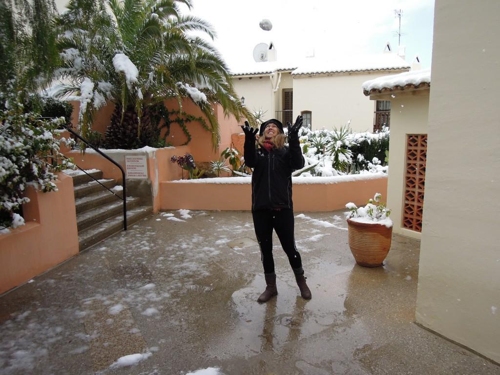 Ida snowcastle
