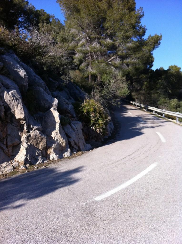 Road, Mallorca