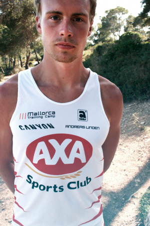 axa sports club, andreas linden