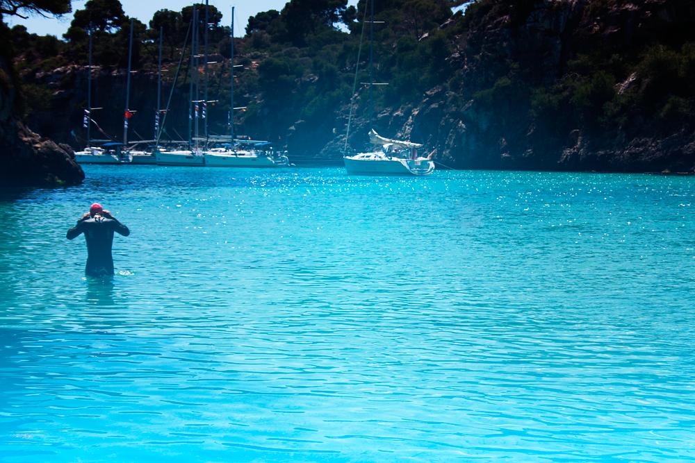 Cala Pi, Mallorca, Swimming, Andreas Lindén 2