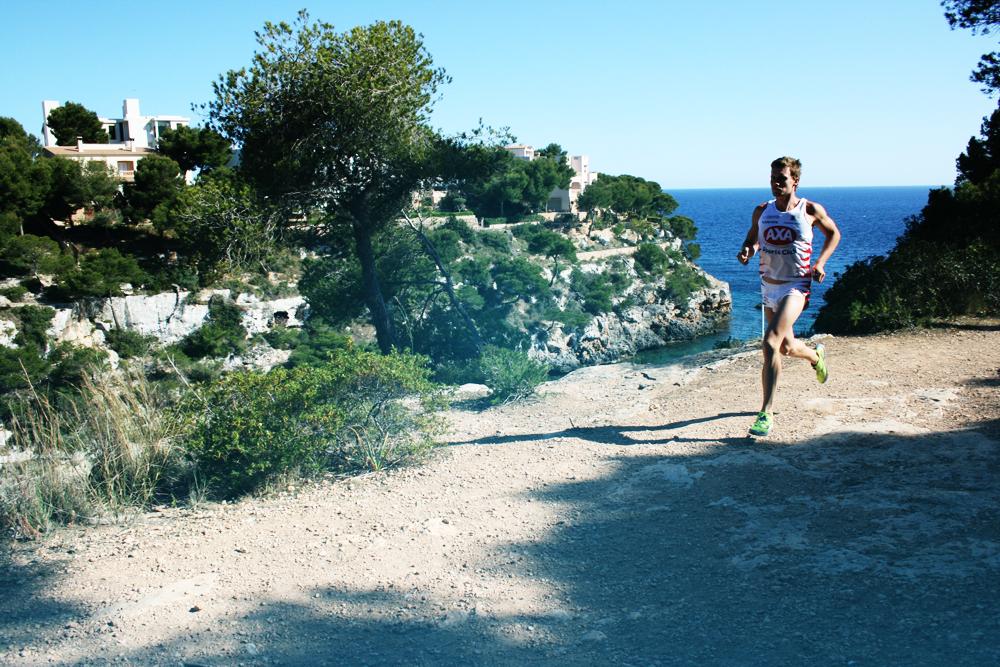 running, Cala Pi, Kalas Teamwear