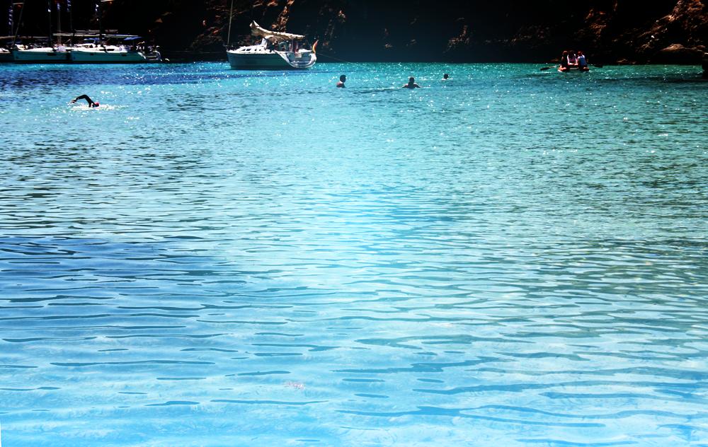 Cala Pi, Mallorca, Swimming, Andreas Lindén 3