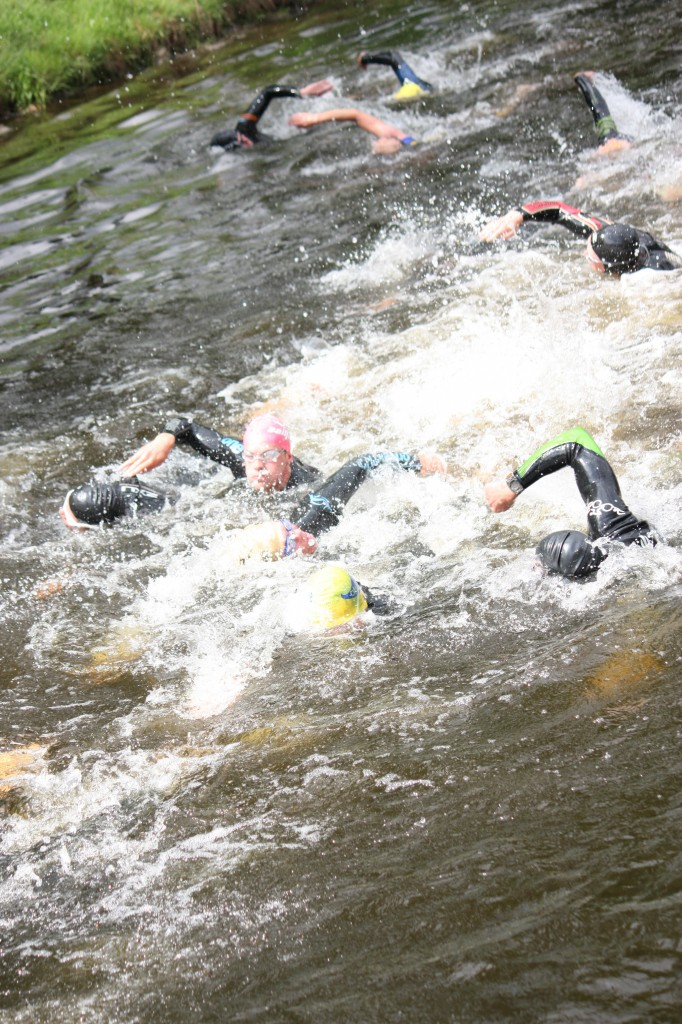 Borås Triathlon simstart, Andreas Lindén