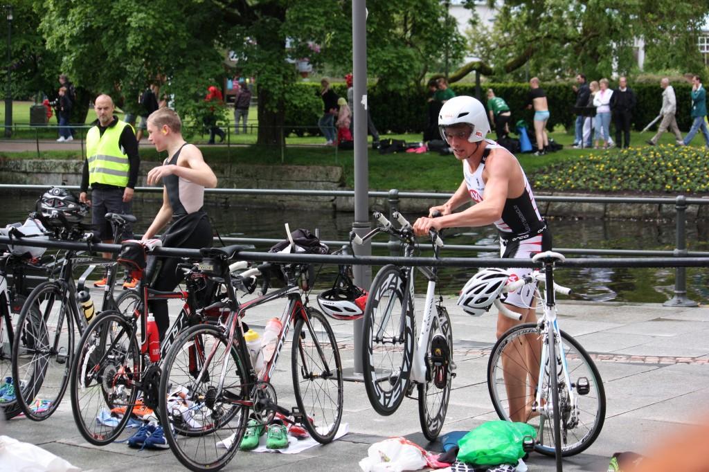 Borås Triathlon Växling