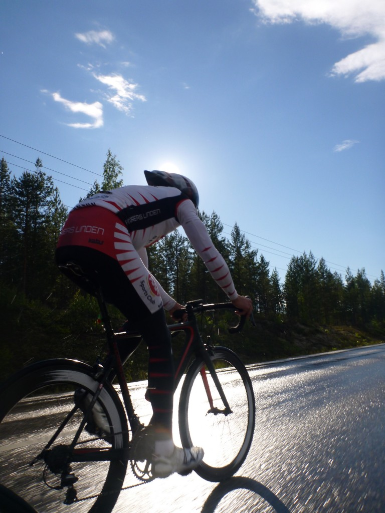 Andreas Lindén, Sverigeloppet