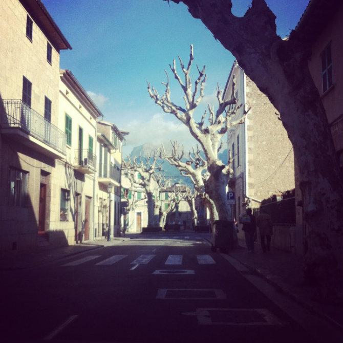Underbart vackra Soller på Mallorca