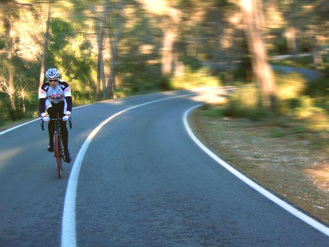 Mallorca, cykel