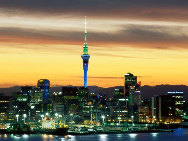 Auckland, Nya Zeeland
