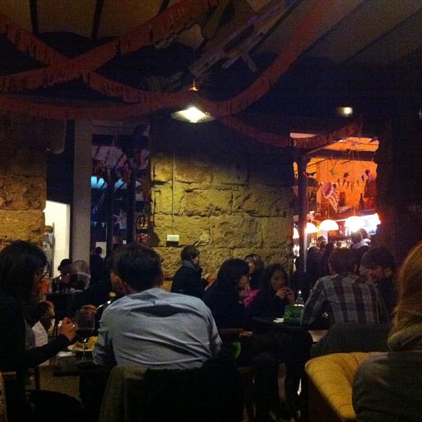 Tapasbar i Palma
