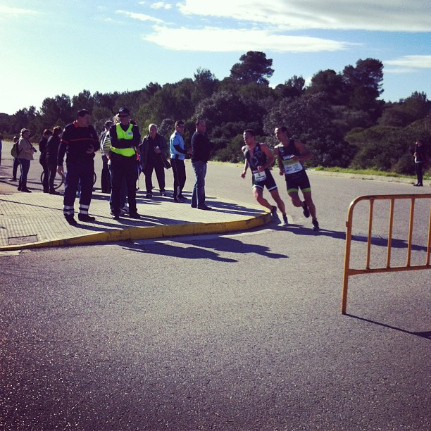 Duathlon Can Picafort, Fidalgo