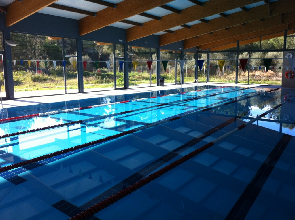 Piscina Santa Ponca, swimming pool 25 meters