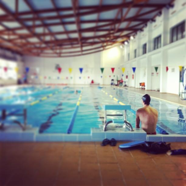 Simning Mallorca, Calvia Simhall
