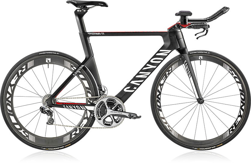 Canyon Speedmax CF 9 Pro Triathlon time trial bike 2013