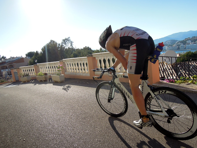 Cykelpass i Santa Ponsa