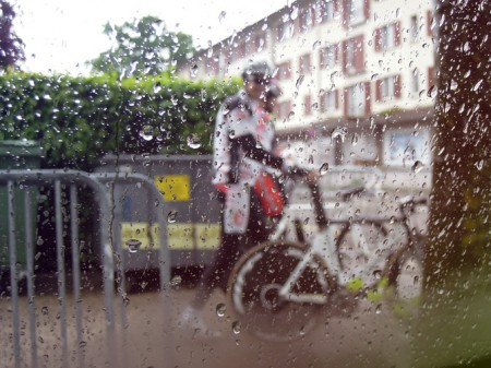 Innan Ironman Zürich 70.3