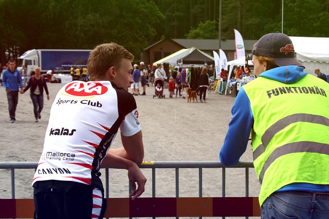 Johan Sarwe - Sövde Triathlon
