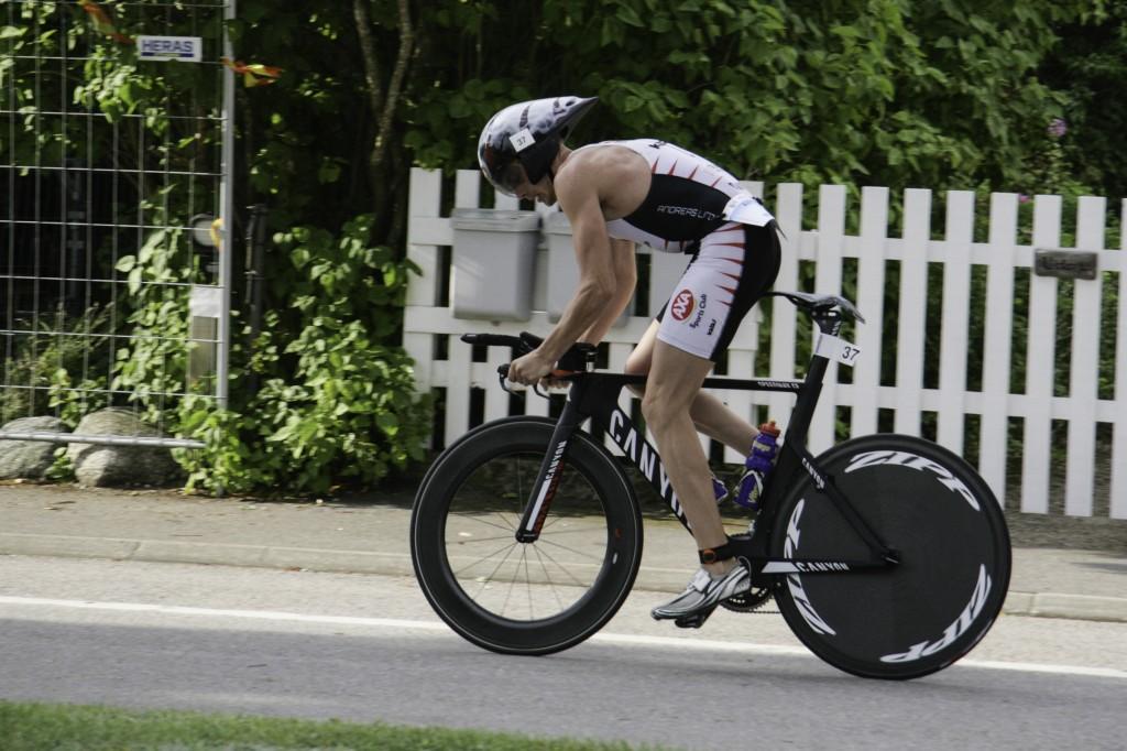 Canyon Speedmax Kalmar Ironman