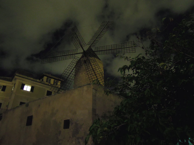 Mallorca höst oktober