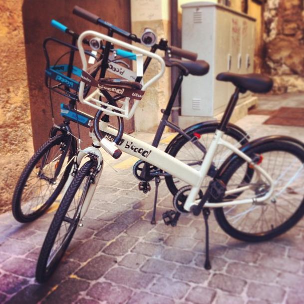 Cyklar decathlon, cykel