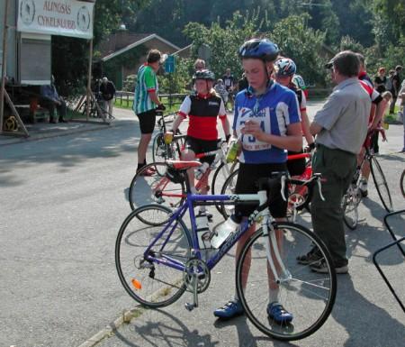 Äntligen i mål, cykel 2004