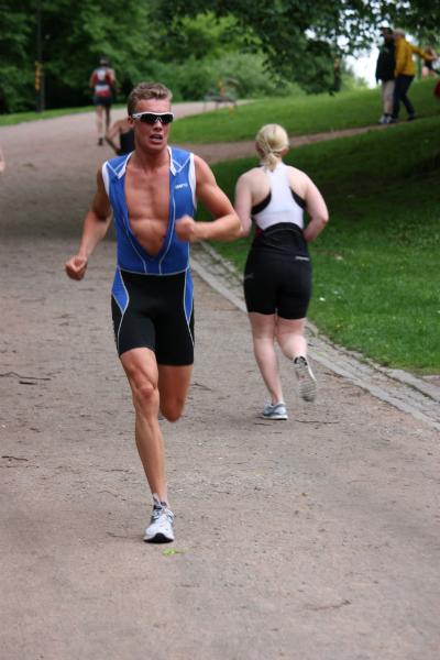 Borås Triathlon 2010, Andreas Lindén