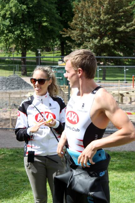 Ida, Andreas Borås Triathlon