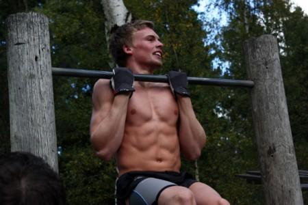 Styrka, Styrketräning Andreas Lindén Kype
