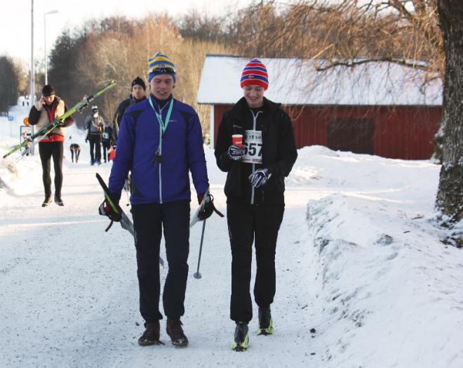 Västgötaloppet Andreas & Jonathan