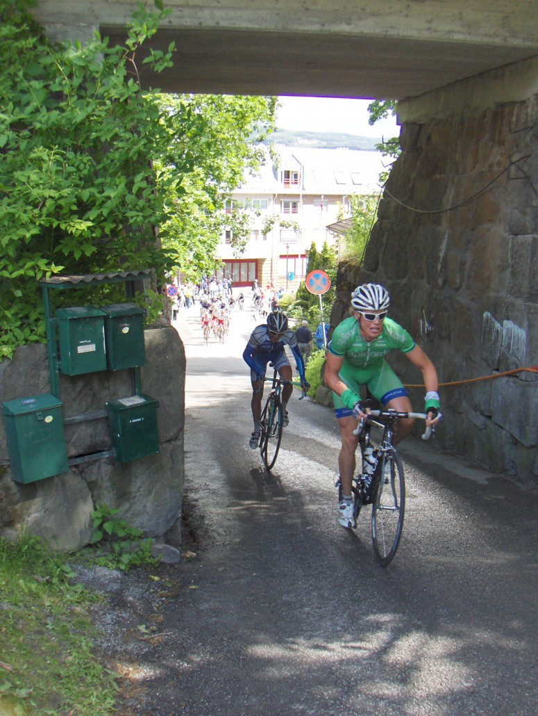 Ringerike, Andreas Lindén, Team Capinordic