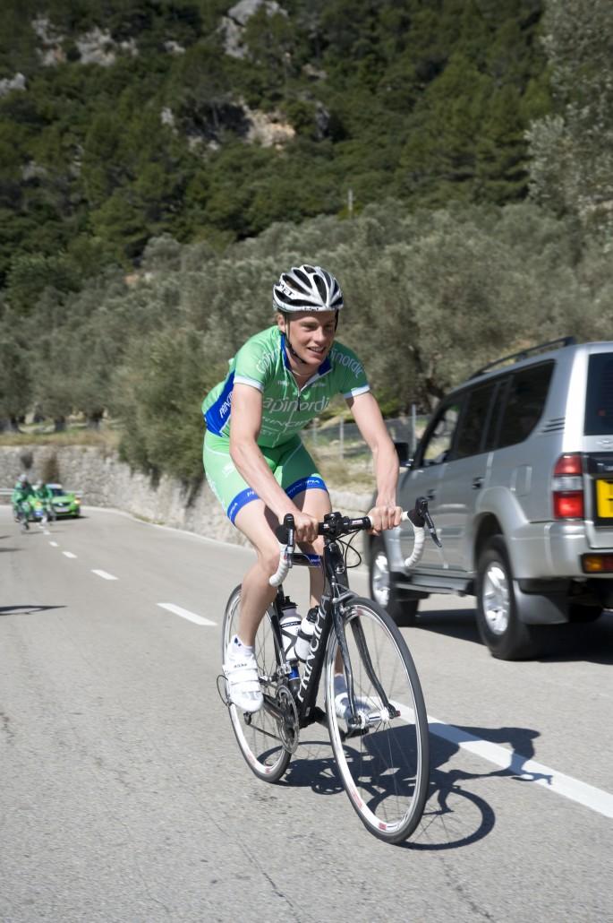 Andreas Lindén Team Capinordic, Soller mallorca
