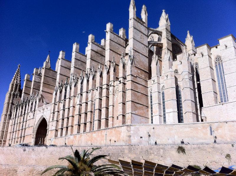 Katedral Palma de Mallorca