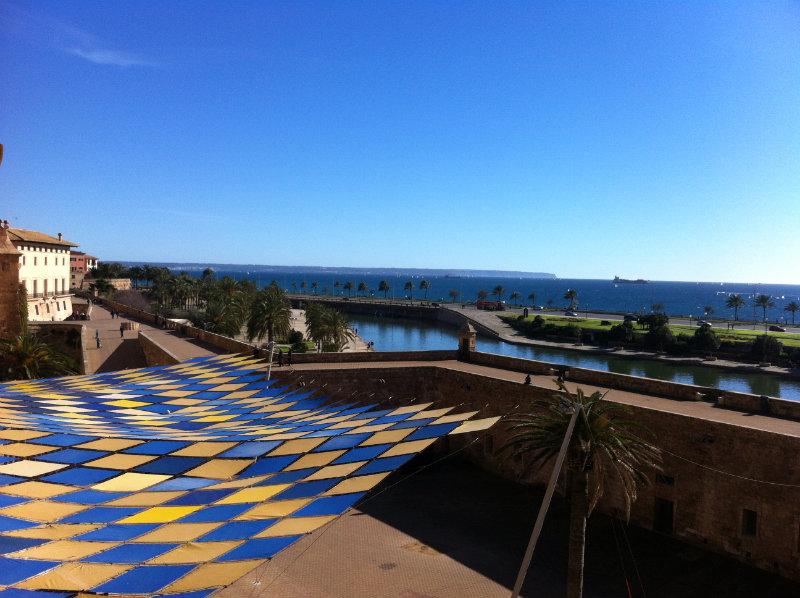 Palma de Mallorca januari