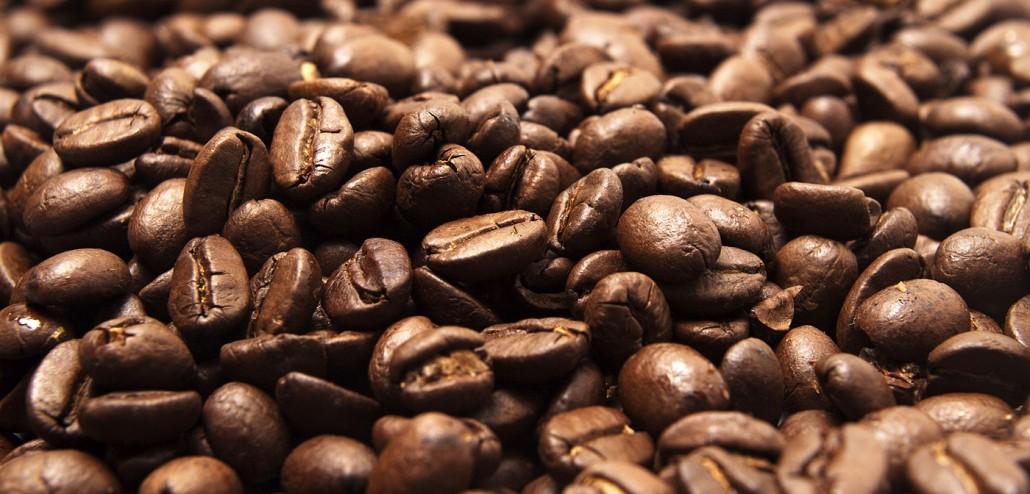 Kaffebönor, koffein