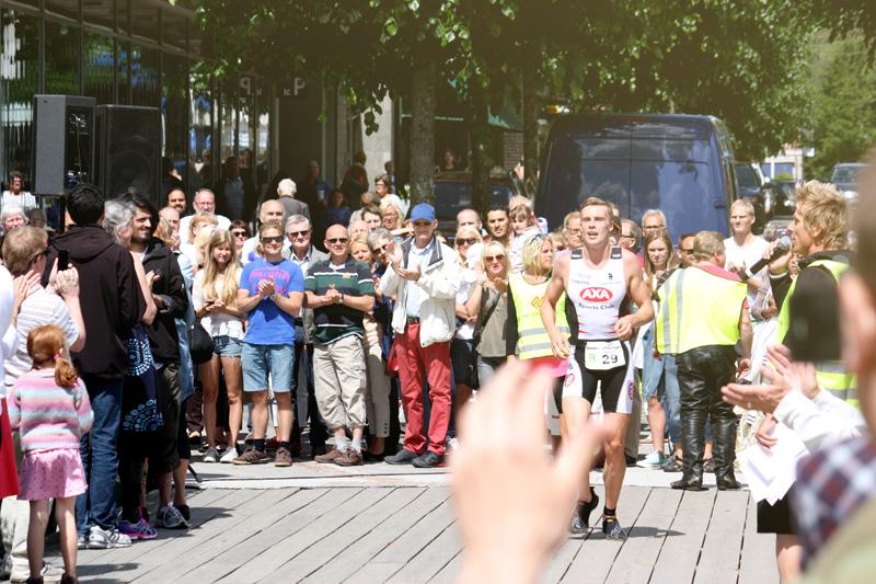 Borås Triathlon 2013, segrare
