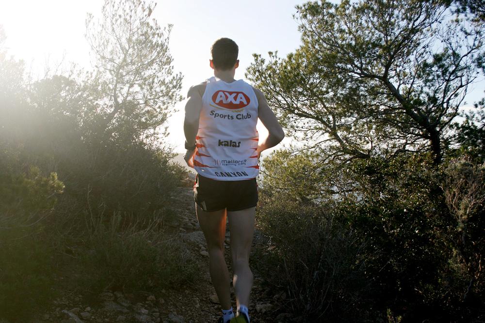 El Toro, löpning mars 2013