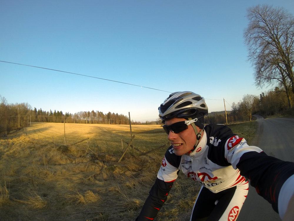 Andreas Lindén, cykel Borås Gravryd