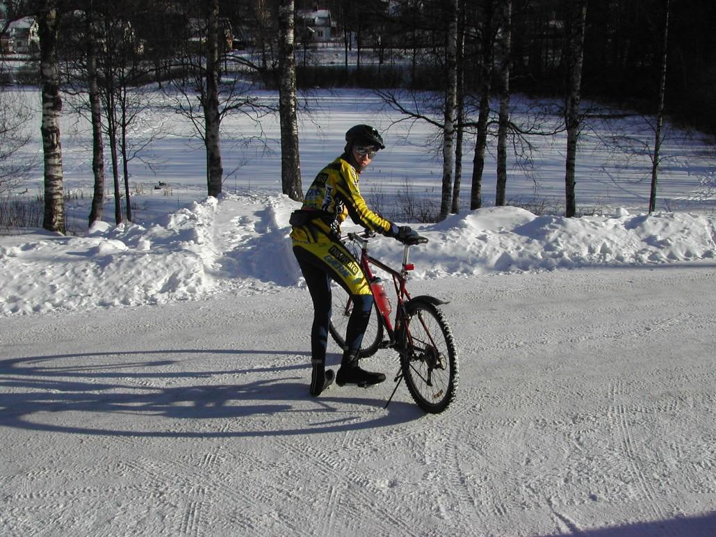 Andreas Lindén, vintern 2005 Borås