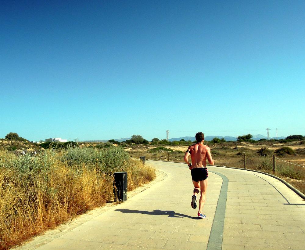 Löpning Palma 2013