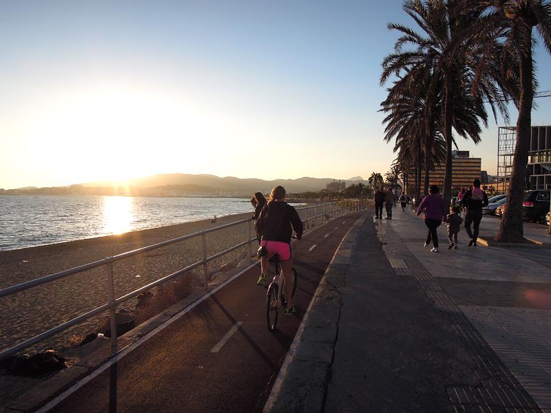 Ida cyklar, Mallorca