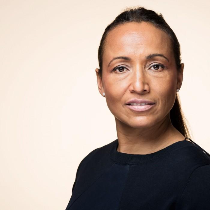 Desiree Blomberg, egen företagare och triathlet