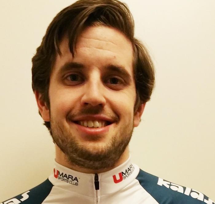 Alexander Wolf Hallsten, IT-konsult & cyklist