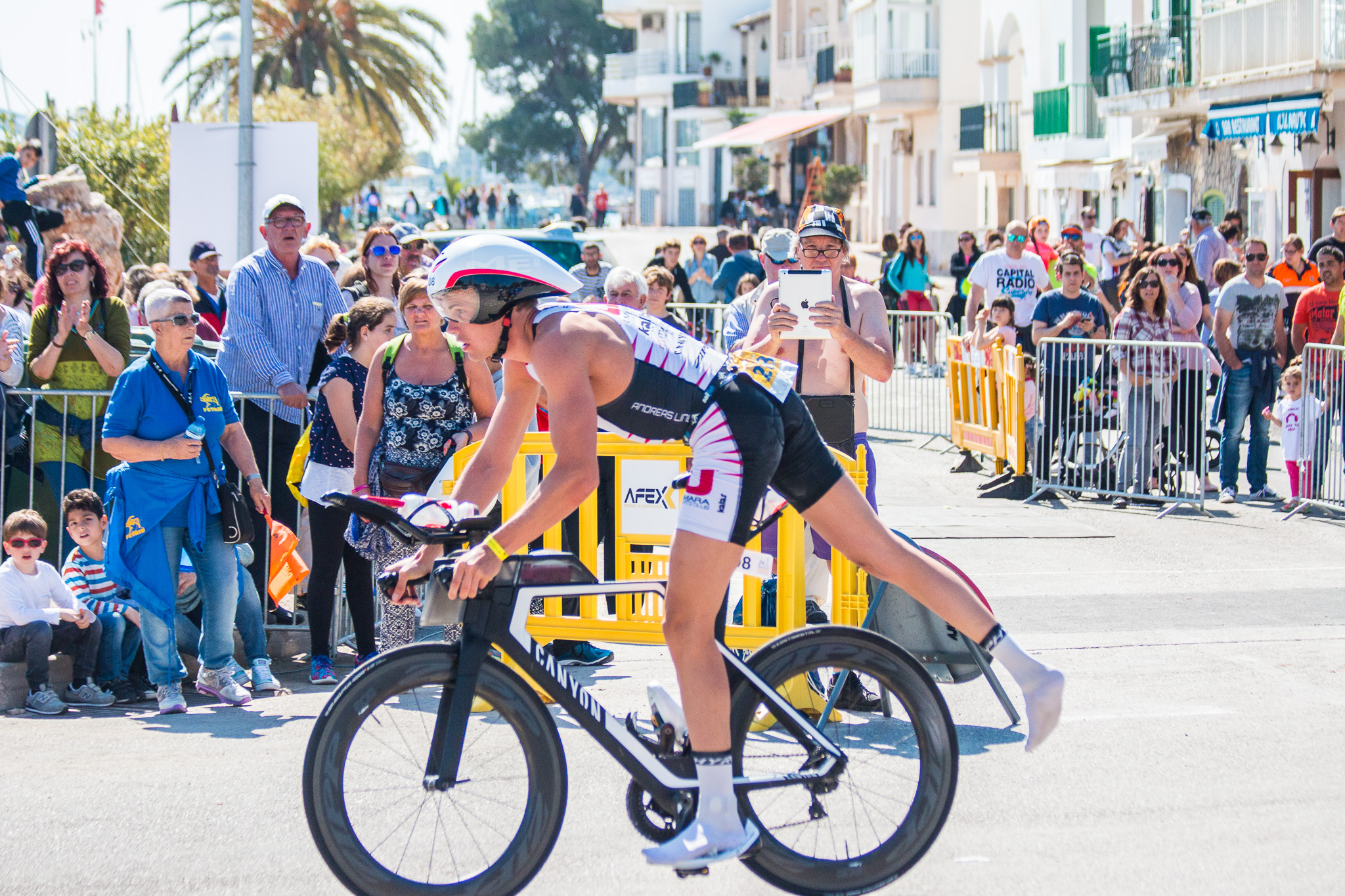 Min bästa värsta tävling – Portocolom International Triathlon