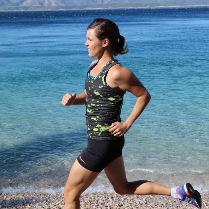 Anna Korsvik, VD & triathlet